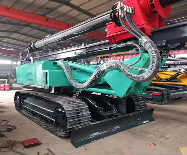 HF330 rotary drilling rig