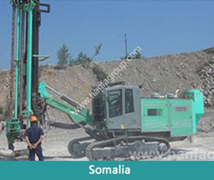 HFGA-44 DTH Surface Blast Hole Drill Rig