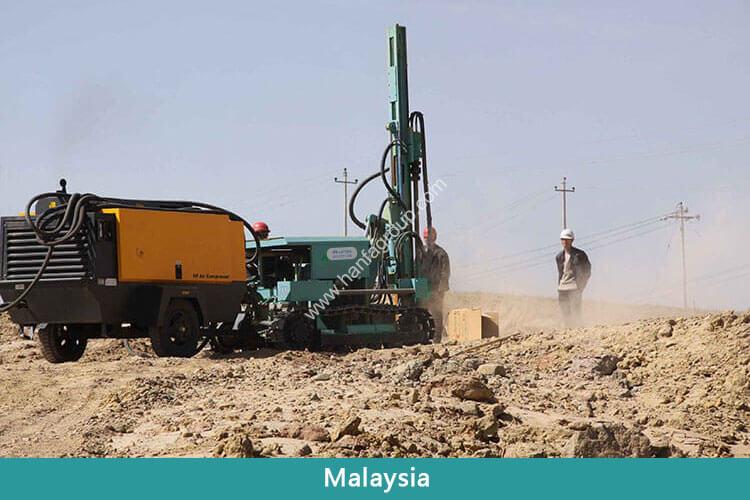 HF100YA2-DTH-Drilling-Rig