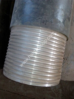 Varilla de perforación para plataforma de perforación de núcleo